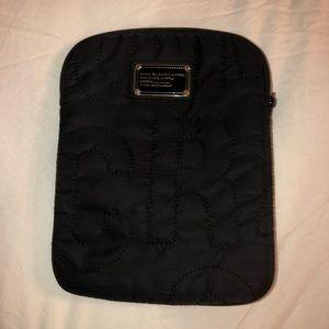 Marc by Marc Jacobs iPad case, black